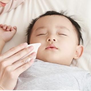 Springbuds 子初 婴儿米胚芽湿巾 20抽