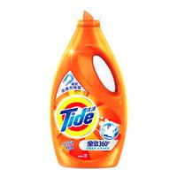 Tide 汰渍 全效360系列 洗衣液 1kg 洁雅百合香