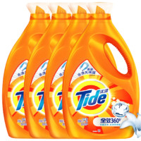 Tide 汰渍 全效360系列 洗衣液 3kg*4瓶