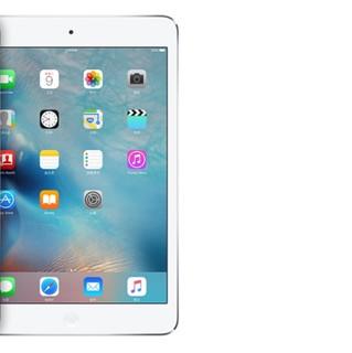 Apple 苹果 iPad mini 2 7.9英寸 平板电脑+保护膜(2048*1536dpi、A7、32GB、WLAN版、银色、ME280CH/A)