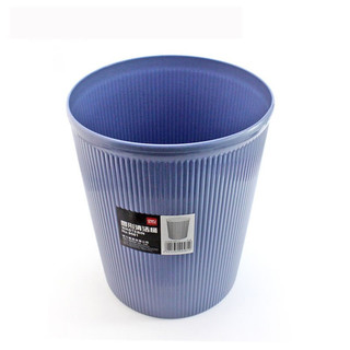 deli 得力 9581 圆形清洁桶 21*27.5cm