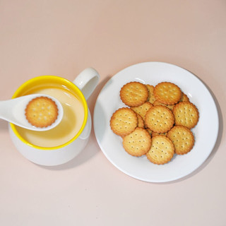 BAISHICHUN 百氏春 北海道 日式小圆饼 海盐味 260g