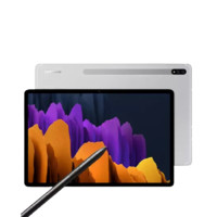 SAMSUNG 三星 Galaxy Tab S7+ 12.4英寸 平板电脑 6GB+128GB WLAN + 键盘支架