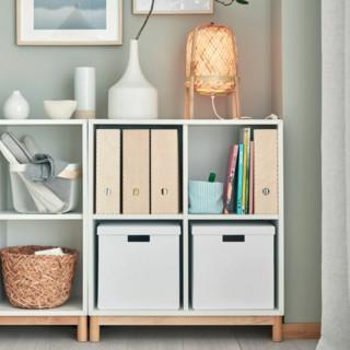 IKEA 宜家 KNIXHULT 克尼斯胡特 竹制台灯