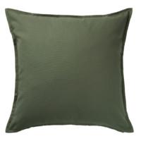 IKEA 宜家 GURLI 格尔利 垫套 深橄榄绿
