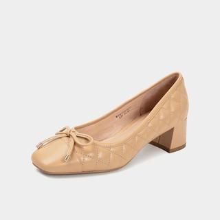 C.BANNER 千百度  A20431511A13 女士单鞋