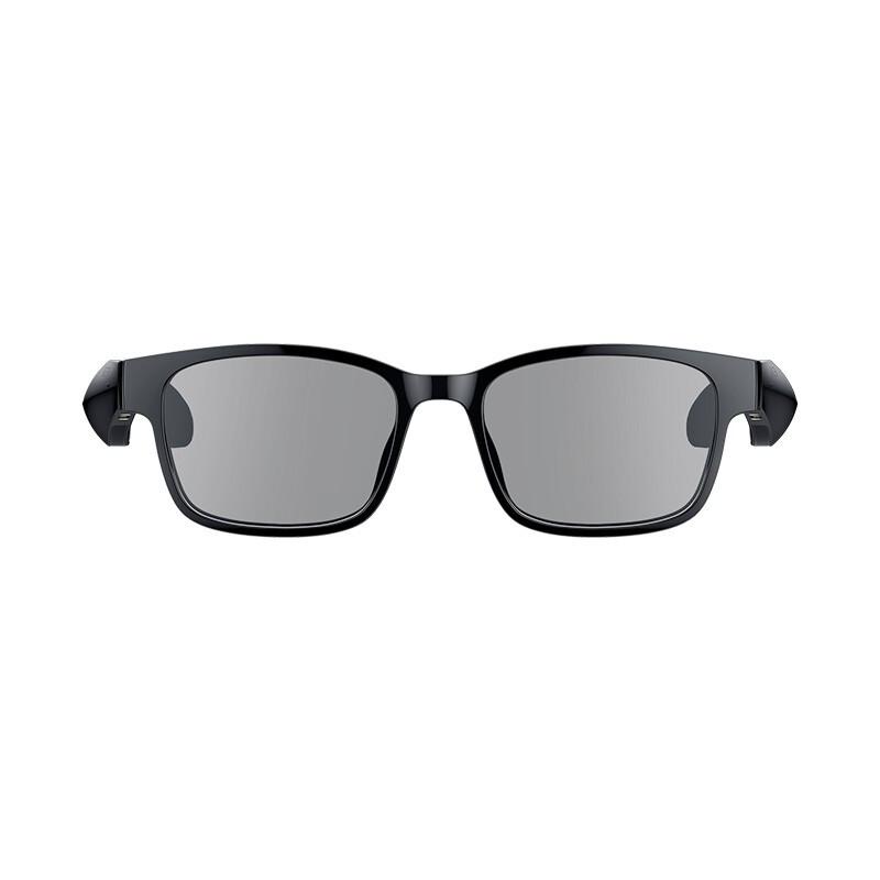 RAZER 雷蛇 Anzu Smart Glasses 智能眼镜 长方形镜框防蓝光 + 可替换太阳镜片 S/M
