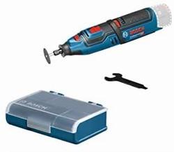 Bosch 博世 专业 GRO 12 V-35 无线旋转多功能电磨工具(无电池和充电器)-纸箱包装