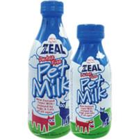 京东PLUS会员:ZEAL 真挚 宠物牛奶 1L*6