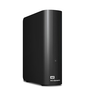 Western Digital 西部数据 Elements 新元素 3.5英寸 USB3.0 桌面硬盘 18TB