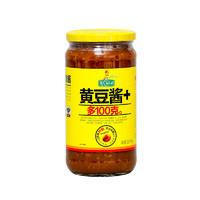 欣和 调味酱 口感鲜香  葱伴侣黄豆酱 900g