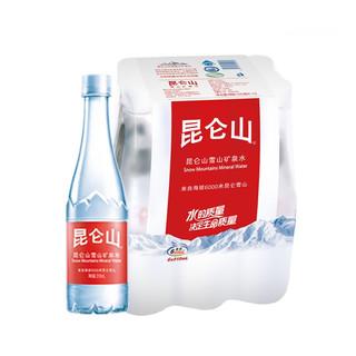 昆仑山 饮用天然矿泉水 510ml*6瓶