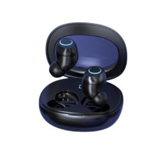 西圣 I07 入耳式真无线蓝牙耳机 经典黑