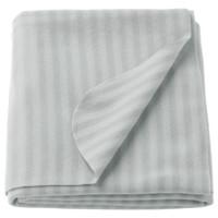 IKEA 宜家 VITMOSSA 威特摩萨 休闲毯 120*160cm 灰色