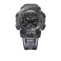 CASIO 卡西欧  G-SHOCK新冰韧灰色透明系列  GA-2000SKE-8APR 男士手表