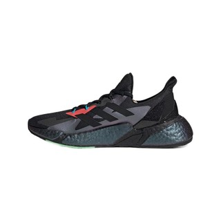 adidas 阿迪达斯 X9000L4 中性跑鞋 FW4910 黑色 40.5