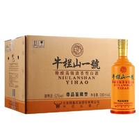 Niulanshan 牛栏山 一號 尊品鉴藏型 52%vol 清香型白酒
