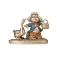 铜师傅 《小铜》系列 3010680 全铜摆件 小铜之聚财