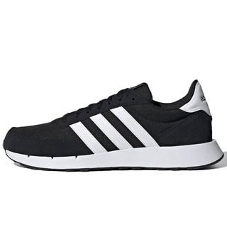 adidas 阿迪达斯 Run 60s 2.0 男子跑鞋 FZ0961 黑/白 39
