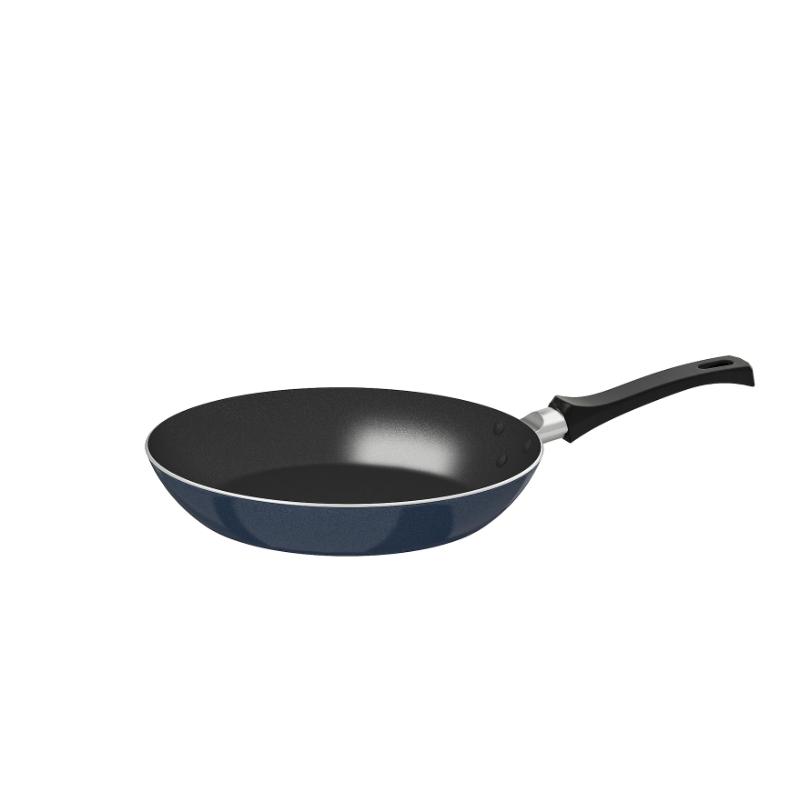 IKEA 宜家 301.916.73 煎锅(23cm、无涂层、铝、深蓝色)