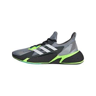 adidas 阿迪达斯  X9000L4 男子跑鞋 FW8385 灰色/绿色 42