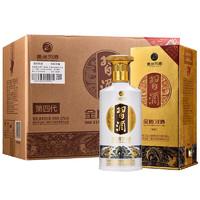 XIJIU 习酒 第四代金质 53度 酱香型白酒 500ml*6瓶