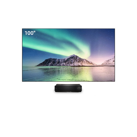Hisense 海信 100L7 激光电视 100英寸 4K
