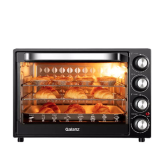 Galanz 格兰仕 KS42LY 电烤箱 40L 黑色