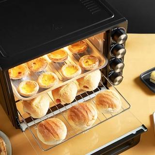 Galanz 格兰仕 KB32-TS40 电烤箱 32L 黑色