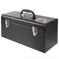 deli 得力  DL-TX017 手提式加厚型金属工具箱 17英寸