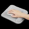 inphic 英菲克 PD801 鼠标垫 灰色 23*21cm