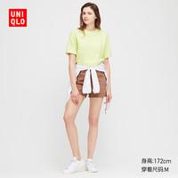 UNIQLO 优衣库 422703 女士圆领T恤