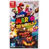 Nintendo 任天堂 海外版系列 NS游戏卡带《超级马里奥3D世界 狂怒世界》