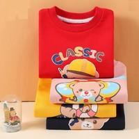CLASSIC TEDDY 精典泰迪 JDTD080401    儿童春秋卫衣