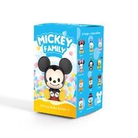 POP MART 泡泡玛特 迪士尼米奇坐坐家族-米奇家族系列 盲盒 单盒