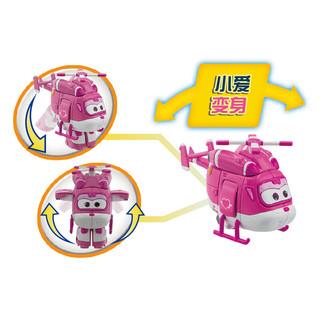 AULDEY 奥迪双钻 超级飞侠 710040 迷你变形机器人-小爱