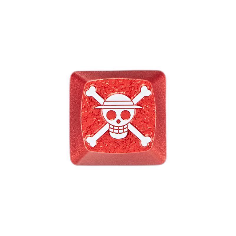 ZOMO官方 海贼王周边定制机械键盘键帽 路飞