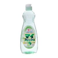 Yamasita 果蔬餐具洗洁精 600ml*4瓶 青柠味