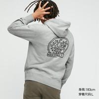 UNIQLO 优衣库 437532 Keith Haring x Tokyo连帽卫衣