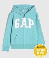 Gap 盖璞 碳素软磨系列连帽衫