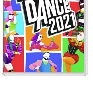 Nintendo 任天堂 Switch系列 舞力全开Just Dance2021 NS游戏卡带