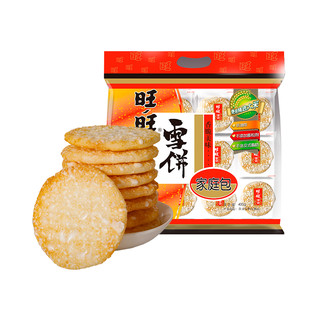 Want Want 旺旺 雪饼 家庭包 400g