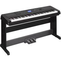 YAMAHA 雅马哈 DGX660 电钢琴 88键