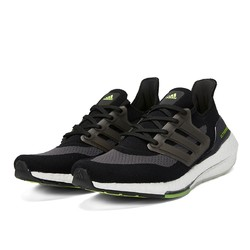 adidas 阿迪达斯 ULTRABOOST  21 FY0374  男款低帮跑步鞋
