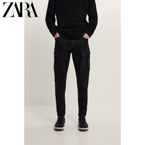 ZARA  01187475800 男士休闲裤