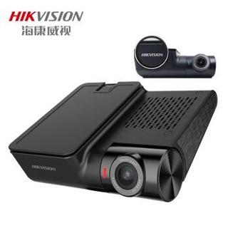 京东PLUS会员 : HIKVISION 海康威视 AE-DC5322-G2 智能AI行车记录仪
