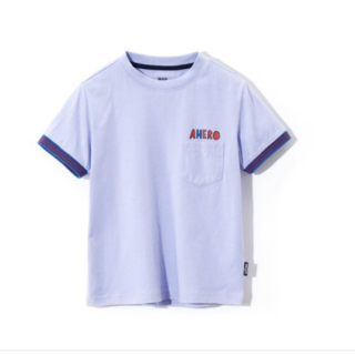 MQD 马骑顿  男童短袖T恤衫