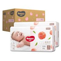 HUGGIES 好奇 婴儿纸尿裤 S 96片