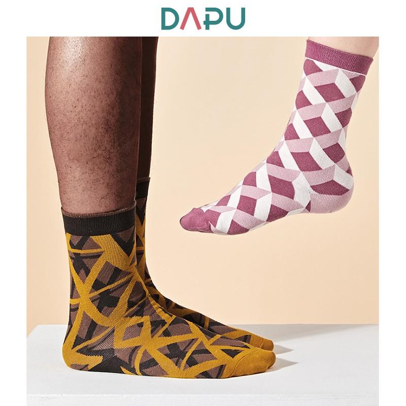 DAPU 大朴  AF0W0200509000 情侣款袜子5双装