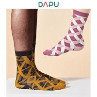 DAPU 大朴 情侣款袜子5双装